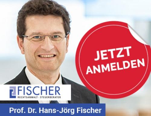 """EINLADUNG zum2. Fachvortrag """"Recht&Steuerbei Vorsorge und Vererben"""""""