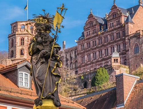 1A PflegeMax Team-Ausflugnach Heidelberg