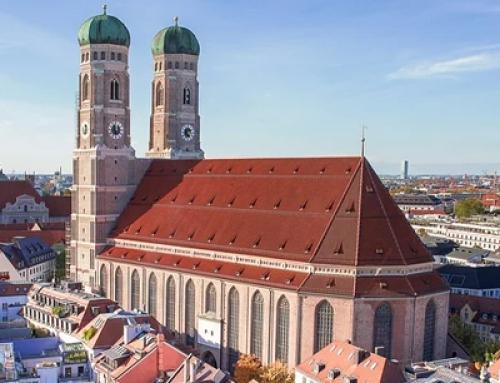 Neueröffnung derFiliale in Münchenam 01.03.2020